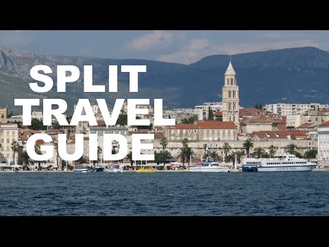 SPLIT, CROATIA TRAVEL GUIDE