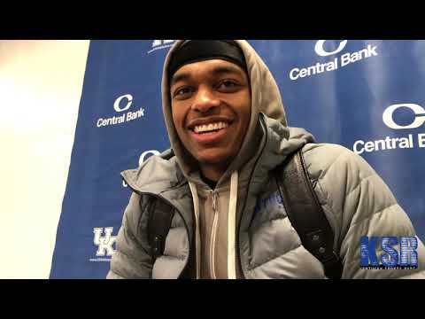 Kentucky Basketball players dish on favorite Thanksgiving foods