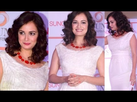 Dia Mirza launches Suncros - Sun Pharma's first product in Dermatology