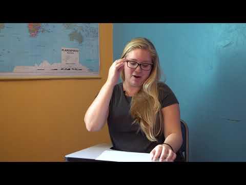 Argentina TEFL TESOL Course- Caroline Chizek