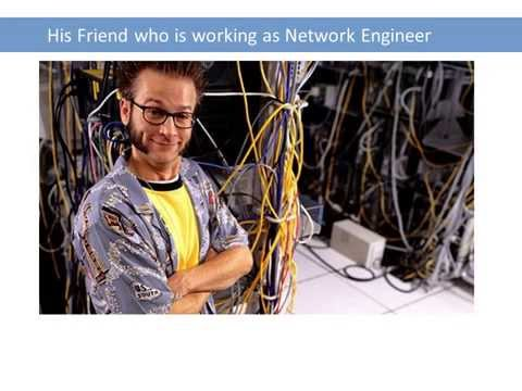 Hardware Networking JOB in India - Watch this Video