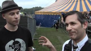 Flogging Molly krijgt zelfs Within Temptation-fans aan het dansen