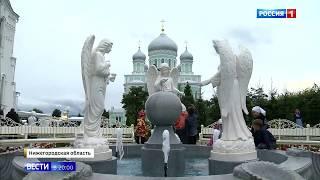 Волочкову одну оштрафовали за поездку в монастырь Дивеево