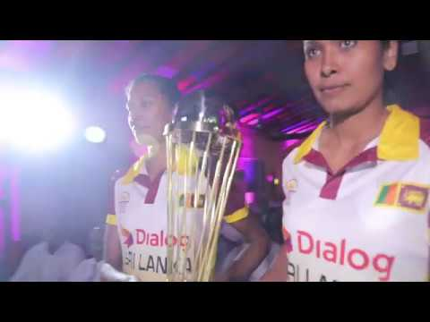 Dialog Netball Press Conference at BMICH