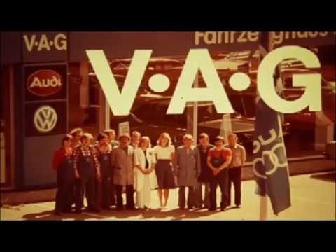Volkswagenwerk AG  oder VAG