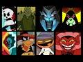 Defeat Of My Favourite Cartoon Villains Part 4