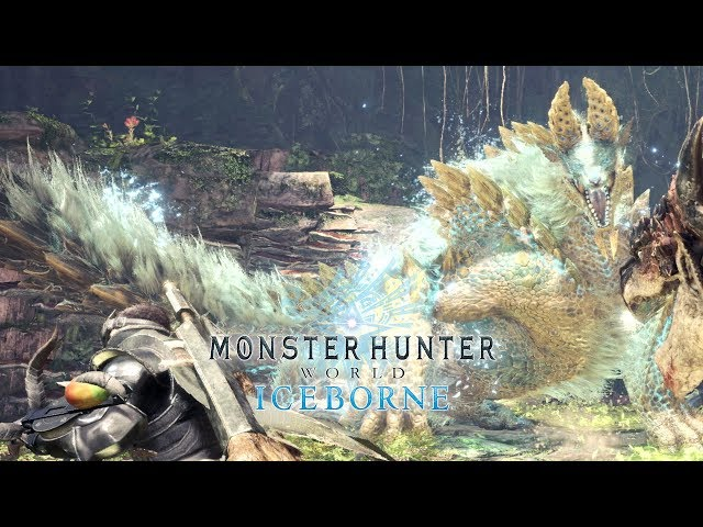 The Beta For Monster Hunter World: Iceborne Is Now Live For