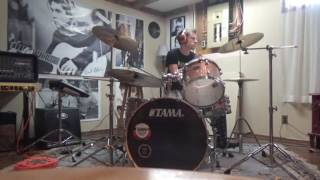 Incurably Innocent - At The Drive In (Drum Cover)