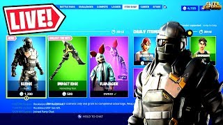 🔴 *NEW* FORTNITE ITEM SHOP RESET NEW SKINS & EMOTES SEPTEMBER 3RD (FORTNITE LIVE)