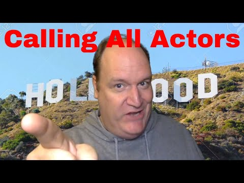 Acting Exercises on YouTube | Actors Networking in 2021