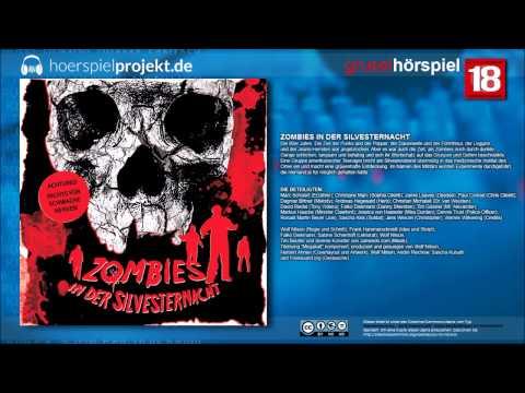 Zombies in der Silvesternacht (Horror / Hörspiel / Hörbuch / Komplett)