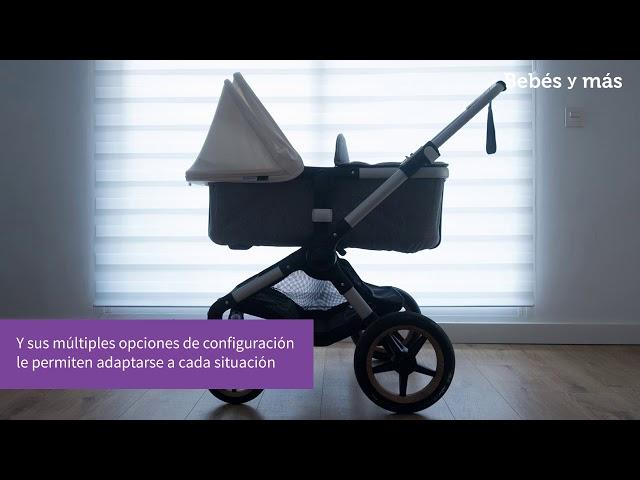 Bugaboo Fox, análisis en vídeo
