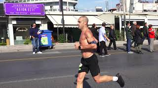THE 36TH AUTHENTIC ATHENS MARATHON 2018   PART 1 OF 2