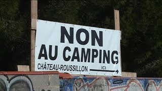 Perpignan : vers l'abandon du projet de camping de luxe à Château Roussillon