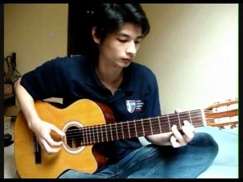 Akustik Gitar - CAGED System (Open Chord D)