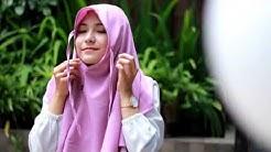 Daftar Tutorial Hijab Instan Bertali Tutorial Kreasi Dari Kertas Kardus