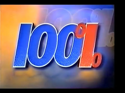 100%: James Bond Quiz Special (1997)