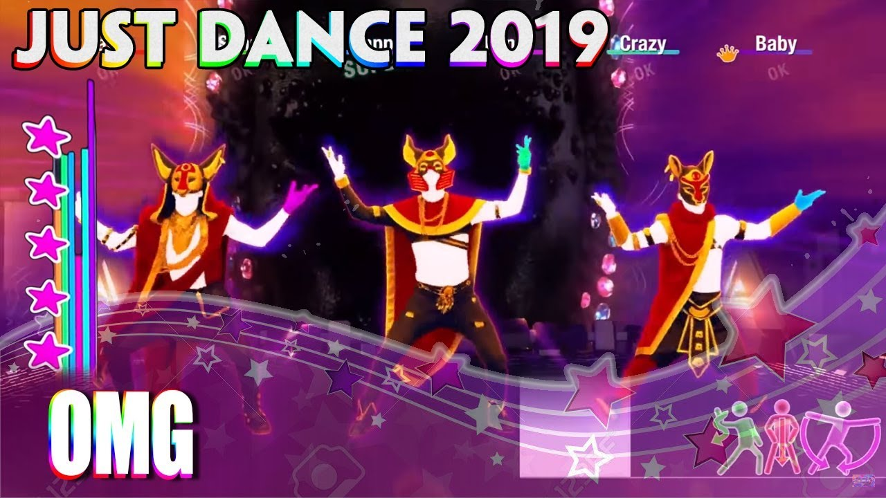 Just Dance 2019: OMG by Arash Ft  Snoop Dogg