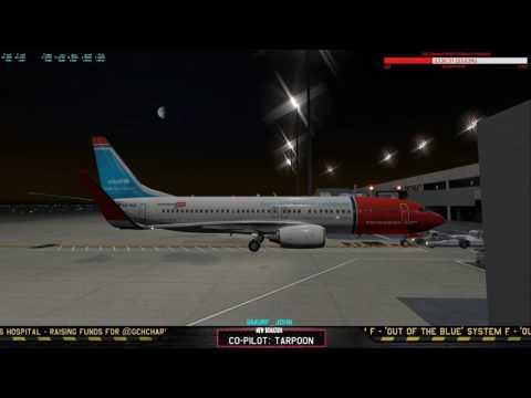 Norwegian Flight Oslo To Sarajevo