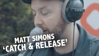 Matt Simons - 'Catch & Release' Live @ Ekdom In De Ochtend