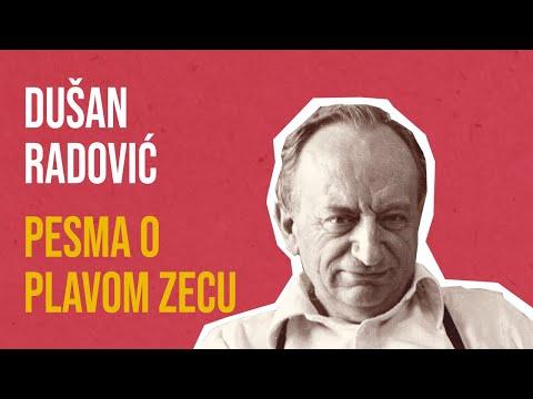 Duško Radović - Pesma o plavom zecu
