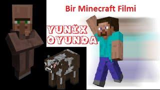 Kaçırılan İnek (Bir minecraft türk filmi + Cube's Edge mod gösterim)
