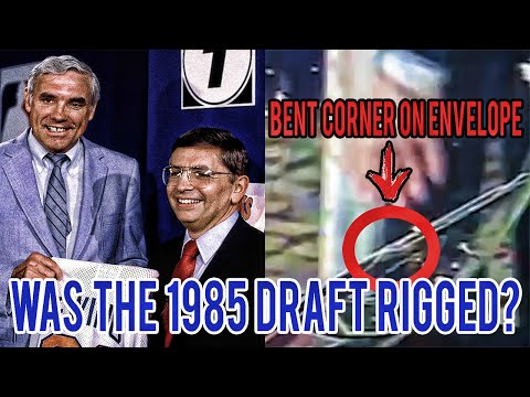 Did David Stern Fix The 1985 NBA Draft?