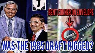 Did David Stern Fix The 1985 NBA Draft?