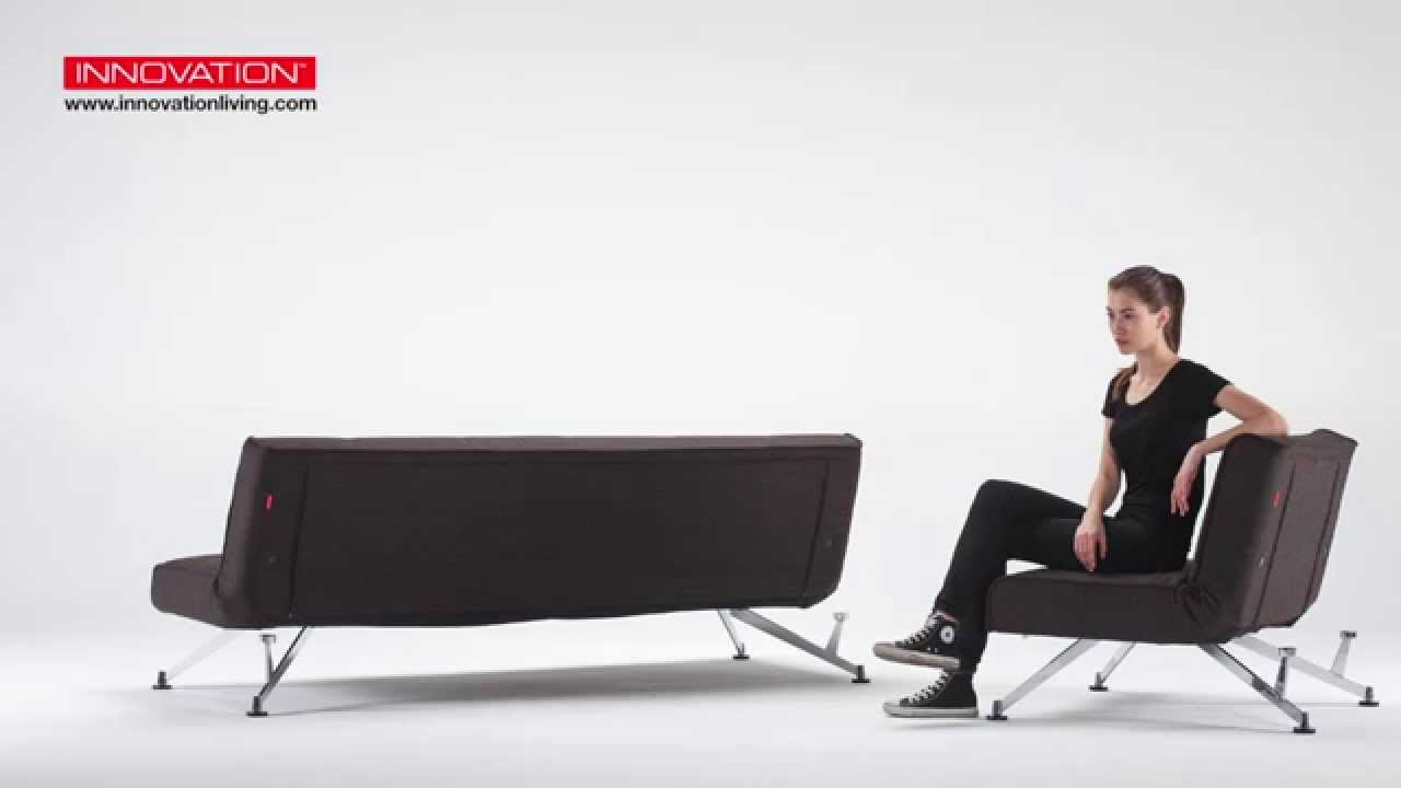 Innovation Clubber Sessel Innovation Clubber Schlafsofa Und Sessel Produktvorstellung