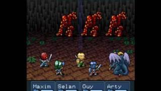 Let's Play Lufia II: Dragon Mountain