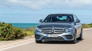 2016 Mercedes-Benz E-класса: динамика