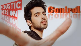 Control  : Acoustic Version | Armaan Malik | Live | English Single