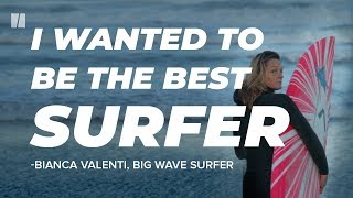 Fighting For Women In Big Wave Surfing   Personal