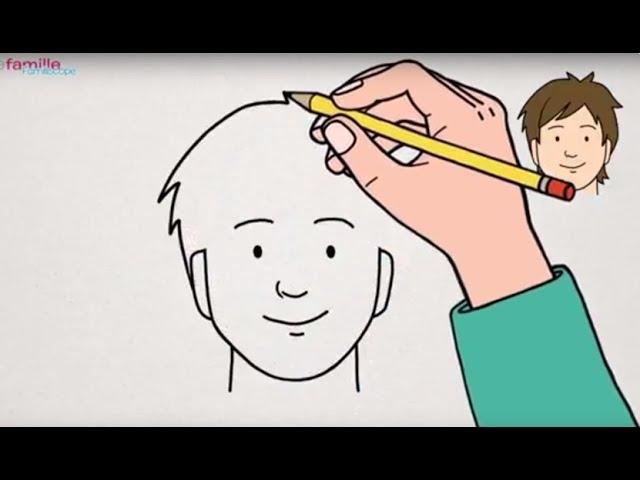 Apprendre A Dessiner Le Visage Tutoriel Youtube