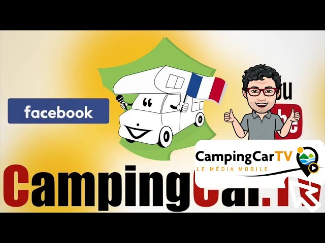 JT en Camping-Car N°23 - Salon du Bourget