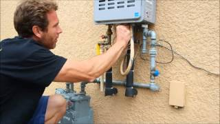 How to maintain your tankless hot water heater