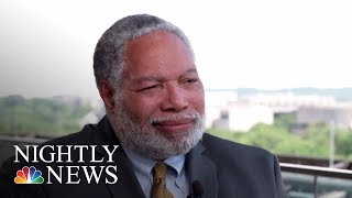 Lonnie Bunch Set To Make History With Top Smithsonian Job | NBC Nightly News