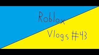 Essayer meme Games! Roblox Vlogging avec Alex #43