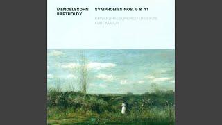 Sinfonia No. 11 in F major: IV. Menuetto: Allegro moderato
