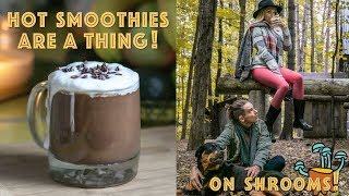 Smoothies & Shrooms ♥ How We Stay Healthy & Focussed In Canada