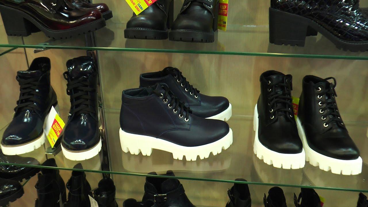 Женские кожаные туфли WRIGHT на тракторной подошве - YouTube