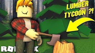 💎POWRÓT DO LUMBER TYCOON 2!!? I ROBLOX #289💎