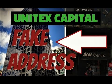Unitex Capital Review – Legit Crypto Investment or Big Scam?