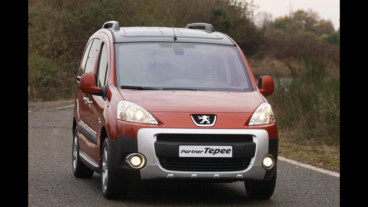 Peugeot Expert II рестайлинг 2012 микроавтобус