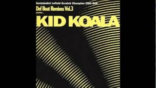 Kid Koala - I Like My Beats (Extended)