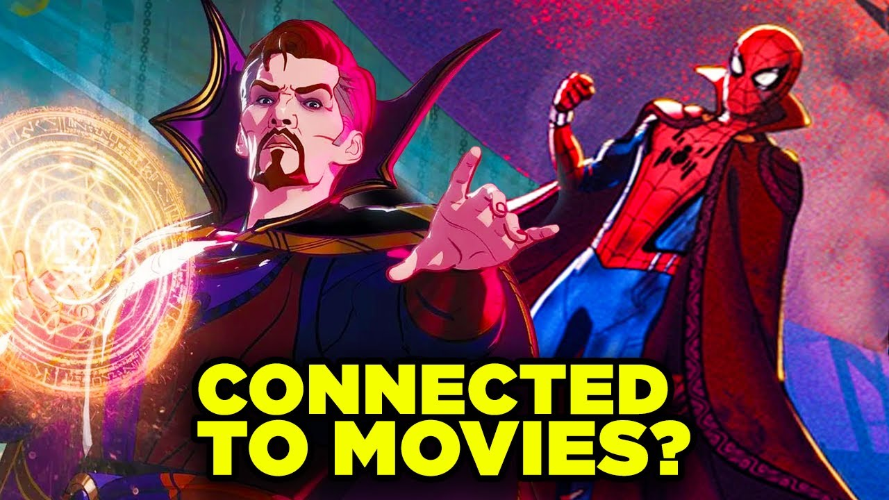 MARVEL WHAT IF: Doctor Strange & Spider-Man Connections!