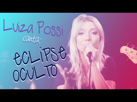 Luiza Possi - Eclipse Oculto Caetano Veloso  LAB LP