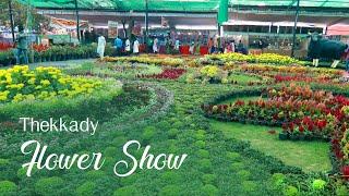 Thekkady Flower Show