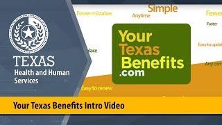Your Texas Benefits Inтro Video