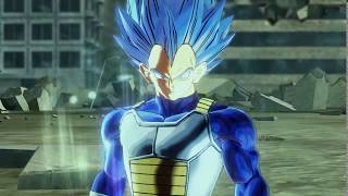 DRAGON BALL XENOVERSE 2 Vegeta New Form MOD